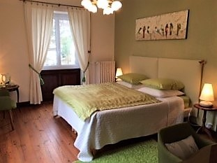 chambre muguet lit double king size